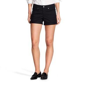 Blinq Mossimo Women's Mid Rise Midi Jeans Shorts
